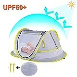 StillCool Baby Reisebett Portable Pop Up Sommer Strand Moskitonetz & Sun Shelter mit 2 Pegs...