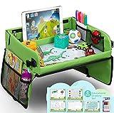 lenbest Kinder Reisetisch Kindersitz Spiel, Lernspielzeug für den Innenbereich mit 1...